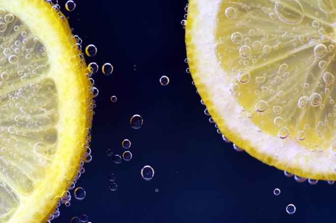 bubbles citrus citrus fruit close up
