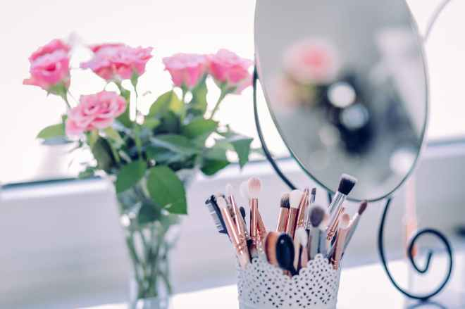 beautiful birthday blur bouquet